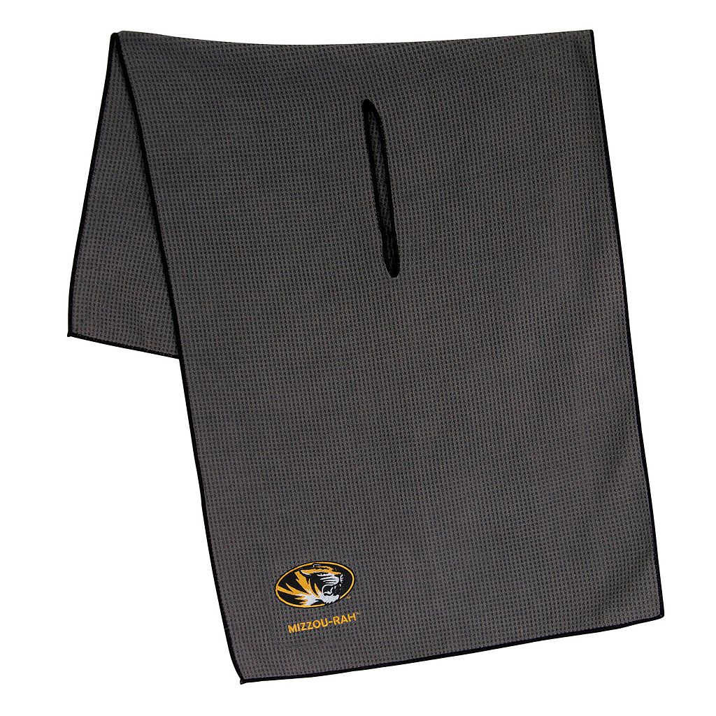 Missouri Tigers Microfiber Golf Towel