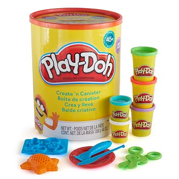 Play-Doh Create n Canister by Hasbro