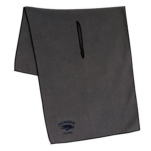Nevada Wolf Pack Microfiber Golf Towel