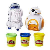 Play-Doh Star Wars BB-8 & R2-D2