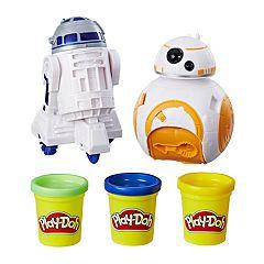 Play-Doh Star Wars BB-8 & R2-D2