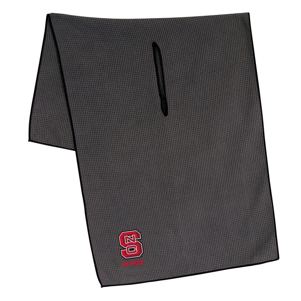 North Carolina State Wolfpack Microfiber Golf Towel