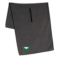 North Dakota Fighting Hawks Microfiber Golf Towel