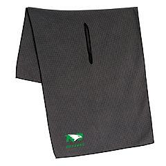 North Dakota Fighting Hawks Microfiber Golf Towel