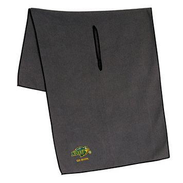 North Dakota State Bison Microfiber Golf Towel