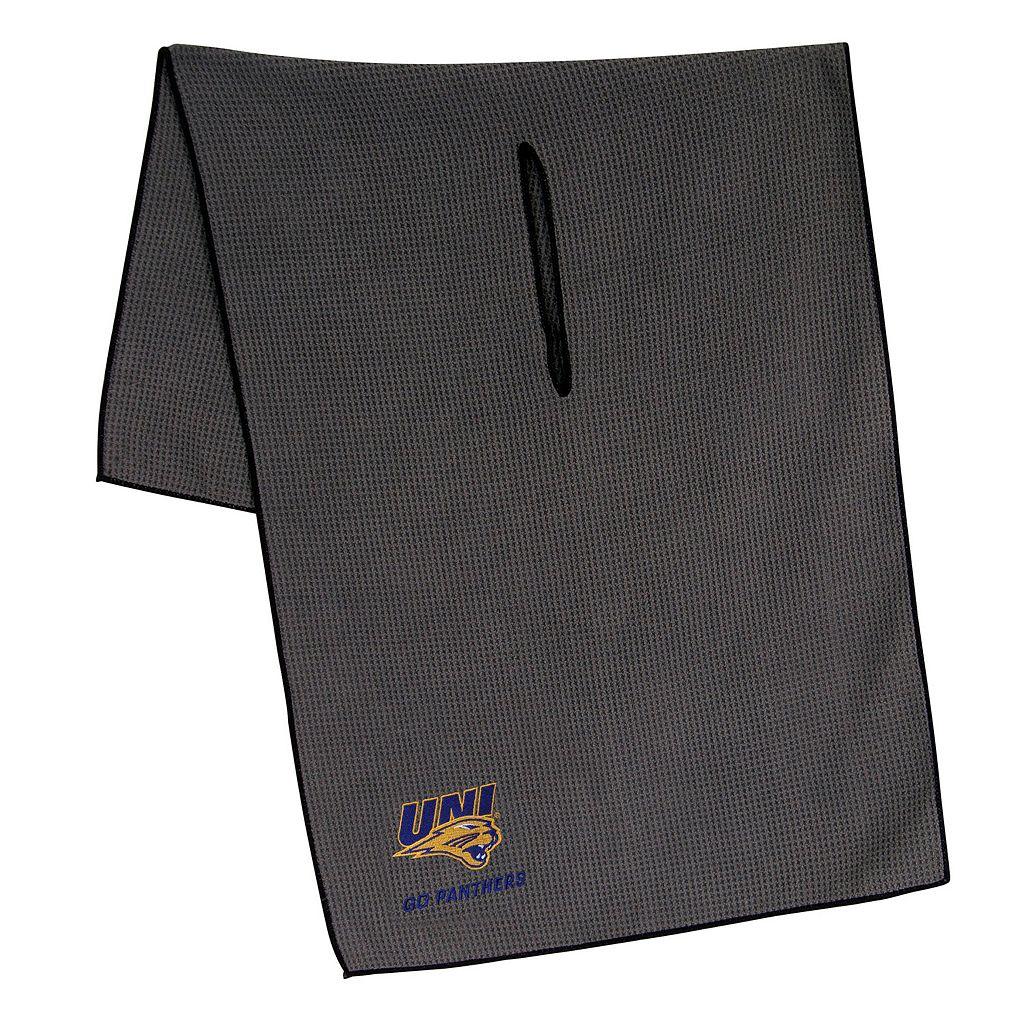 Northern Iowa Panthers Microfiber Golf Towel