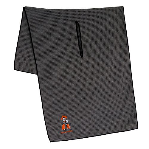 Oklahoma State Cowboys Microfiber Golf Towel
