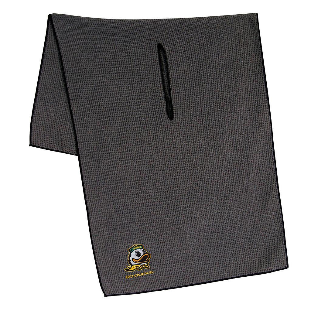 Oregon Ducks Microfiber Golf Towel