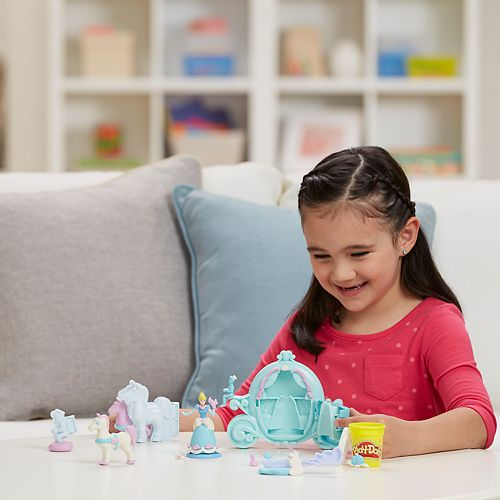 Disney Princess Cinderella Play-Doh Royal Carriage