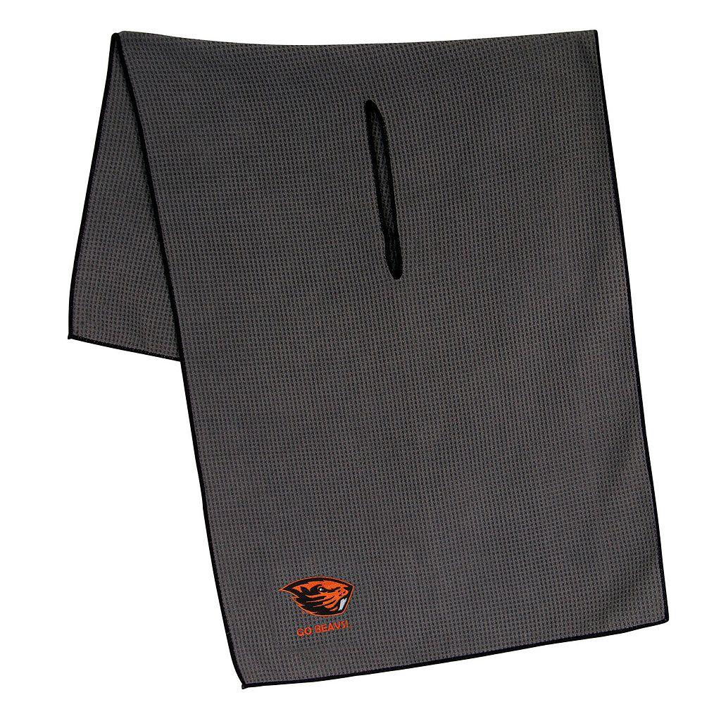 Oregon State Beavers Microfiber Golf Towel