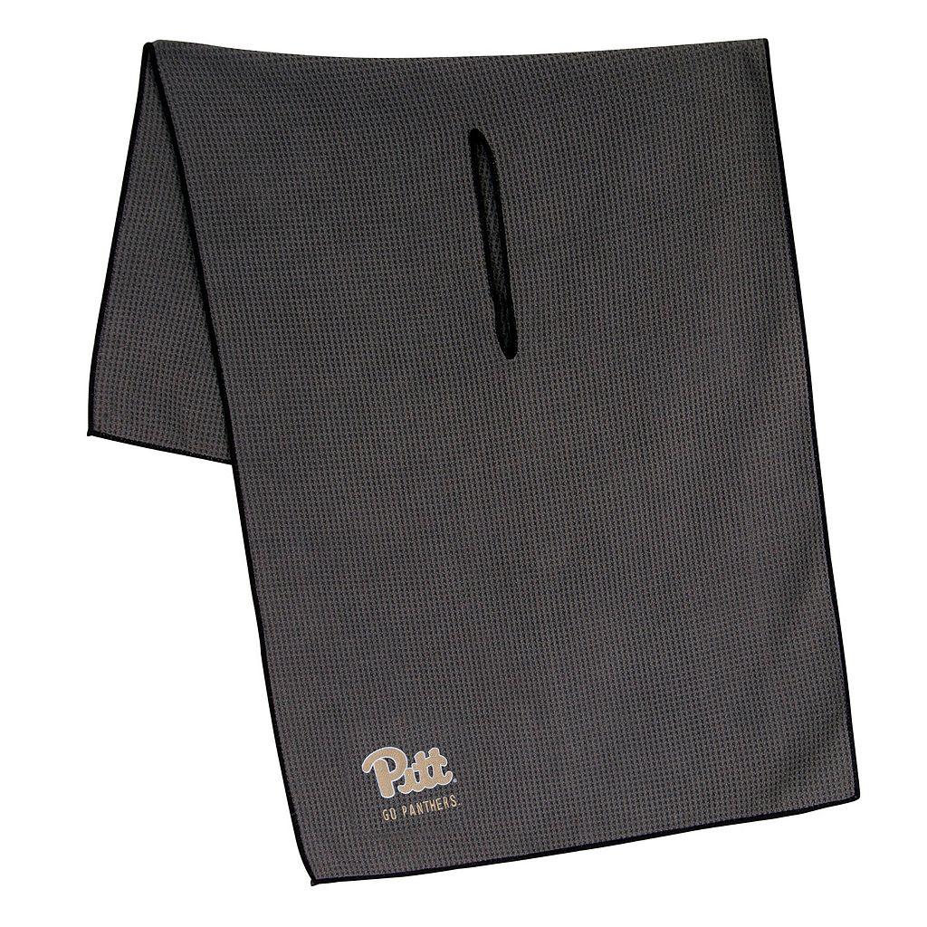 Pitt Panthers Microfiber Golf Towel