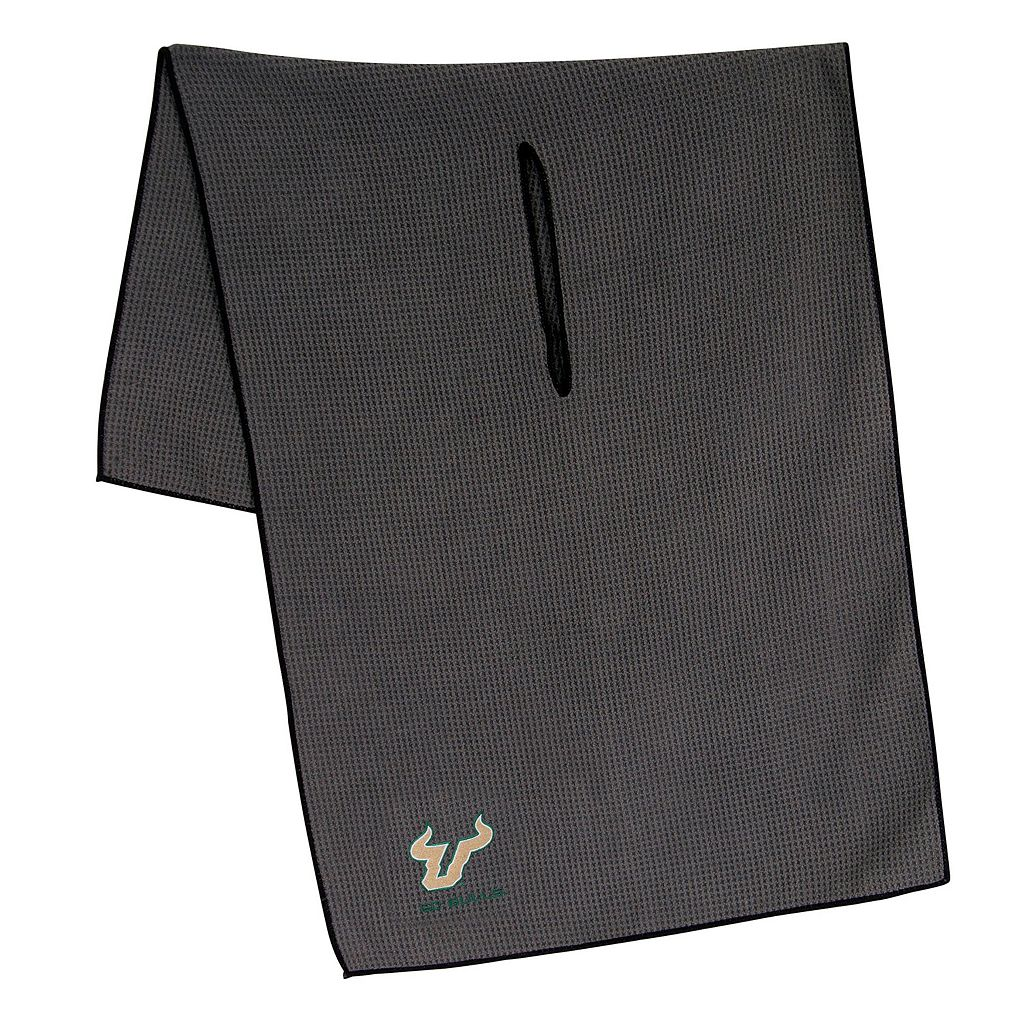 South Florida Bulls Microfiber Golf Towel