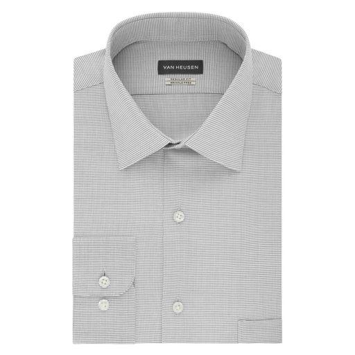 Big & Tall Van Heusen Slim-Fit Comfort Soft Wrinkle-Free Dress Shirt