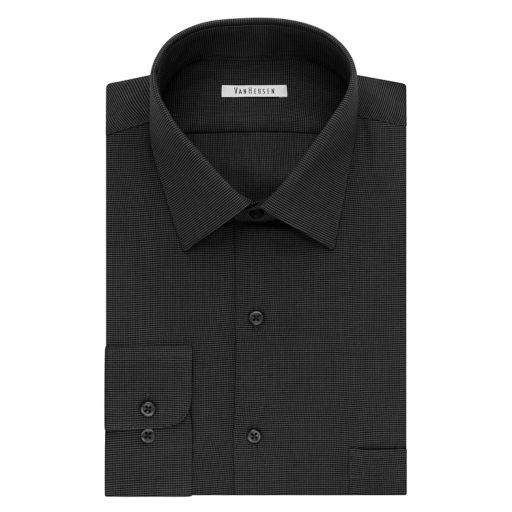 Big & Tall Van Heusen Slim-Fit Comfort Soft Wrinkle-Free Dress Shirt