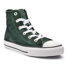 Girls' Converse Chuck Taylor All Star Velvet High Top Sneakers