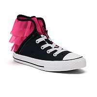Girls' Converse Chuck Taylor All Star Block Party High Top Sneakers