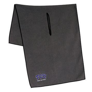 TCU Horned Frogs Microfiber Golf Towel