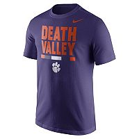 Men's Nike Clemson Tigers Local Verbiage Tee