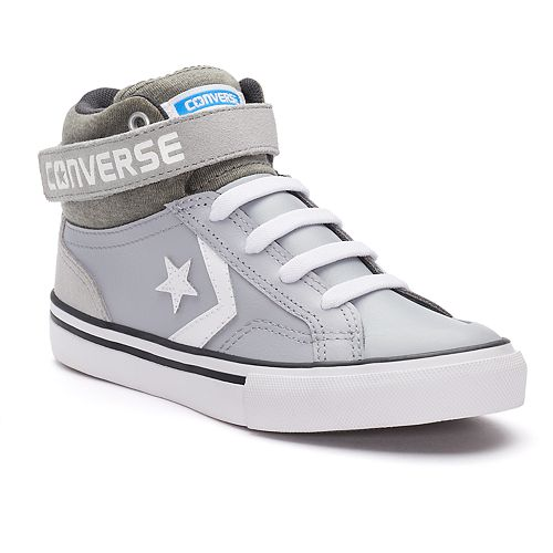 8c60d605139126 Kid s Converse Pro Blaze Strap High Top Sneakers