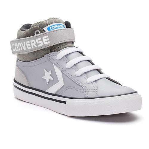 b523de529ec5 Kid s Converse Pro Blaze Strap High Top Sneakers