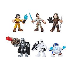 Star Wars Galactic Heroes Resistance Vs. First Order Pack by Hasbro