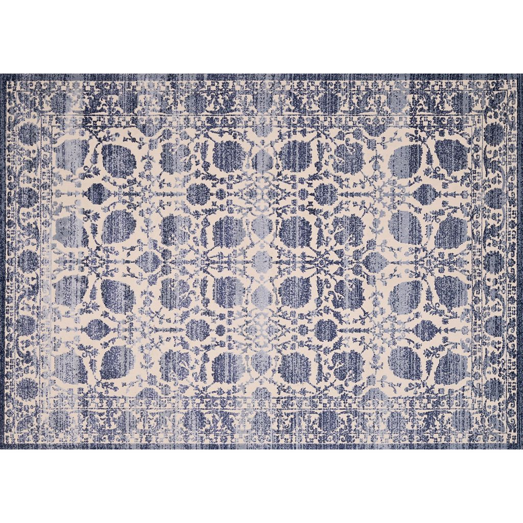 United Weavers Dais Rousseau Framed Floral Rug
