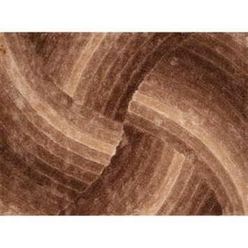 United Weavers Finesse Tourbillion Geometric Shag Rug