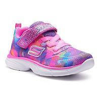 Skechers Spirit Sprintz Rainbow Raz Toddler Girls' Sneakers