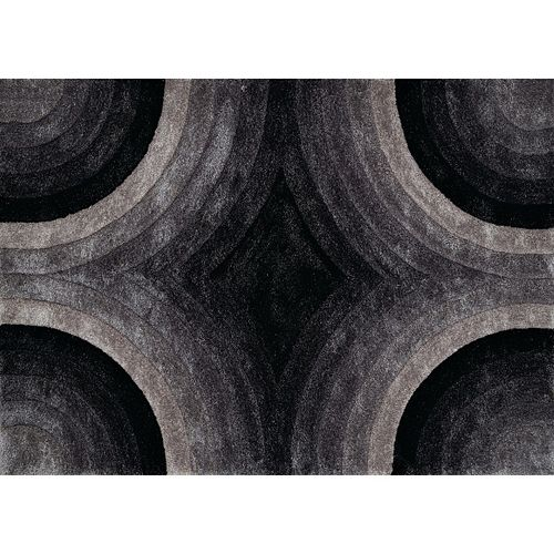 United Weavers Finesse Astral Geometric Shag Rug
