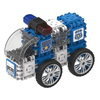 Clicformers 70-pc. Police Set