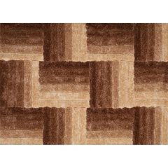United Weavers Finesse Flagstone Geometric Shag Rug
