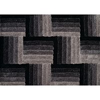 United Weavers Finesse Flagstone Geometric Shag Rug