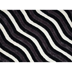 United Weavers Finesse Showers Geometric Shag Rug