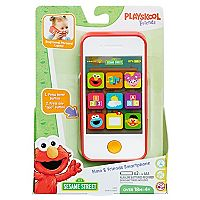 Playskool Friends Sesame Street Elmo & Friends Smartphone