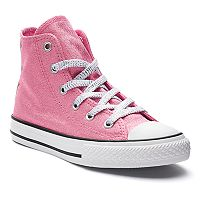 Girls' Converse Chuck Taylor All Star Glitter High Top Sneakers