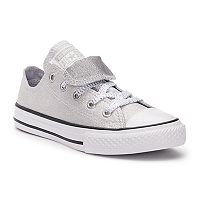 Girls' Converse Chuck Taylor All Star Double Tongue Glitter Sneakers
