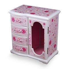 Mele & Co. Dorothy Musical Ballerina Jewelry Box