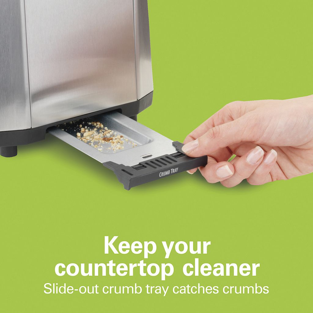 Hamilton Beach 2-Slice All Metal Toaster