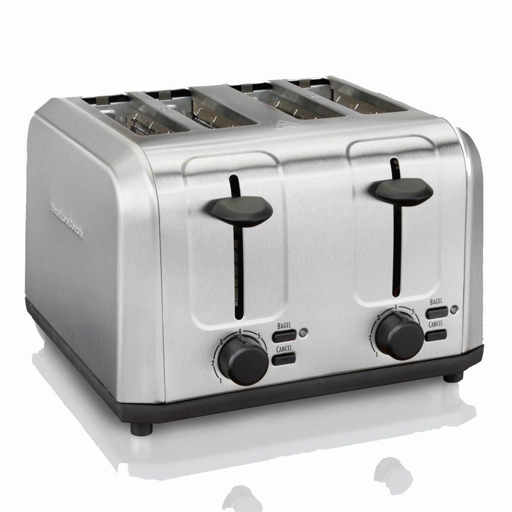 Beach 4 Slice All Metal Toaster