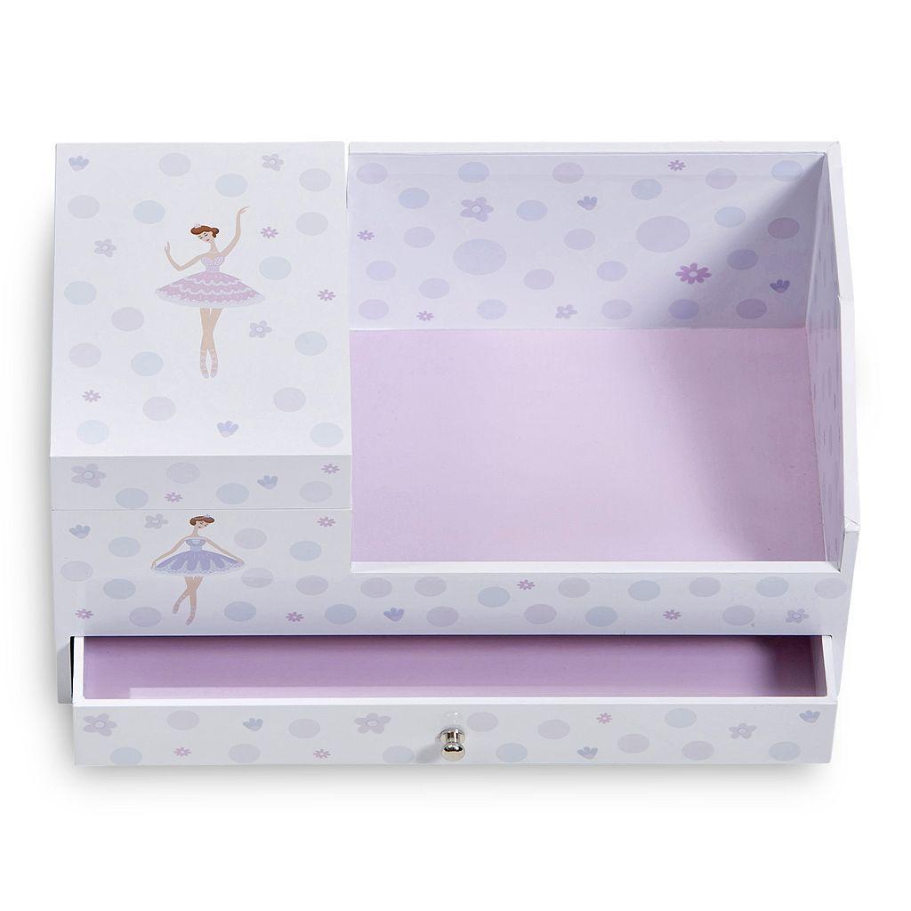 Mele & Co. Joss Musical Ballerina Jewelry Organizer