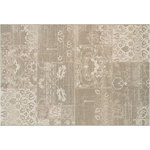 Couristan Afuera Country Cottage Patchwork Indoor Outdoor Rug