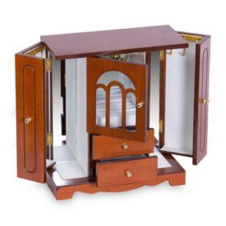 Mele Designs Windsor Wooden Jewelry Box