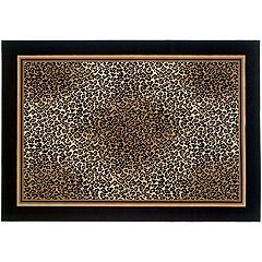Couristan Everest Leopard Print Rug