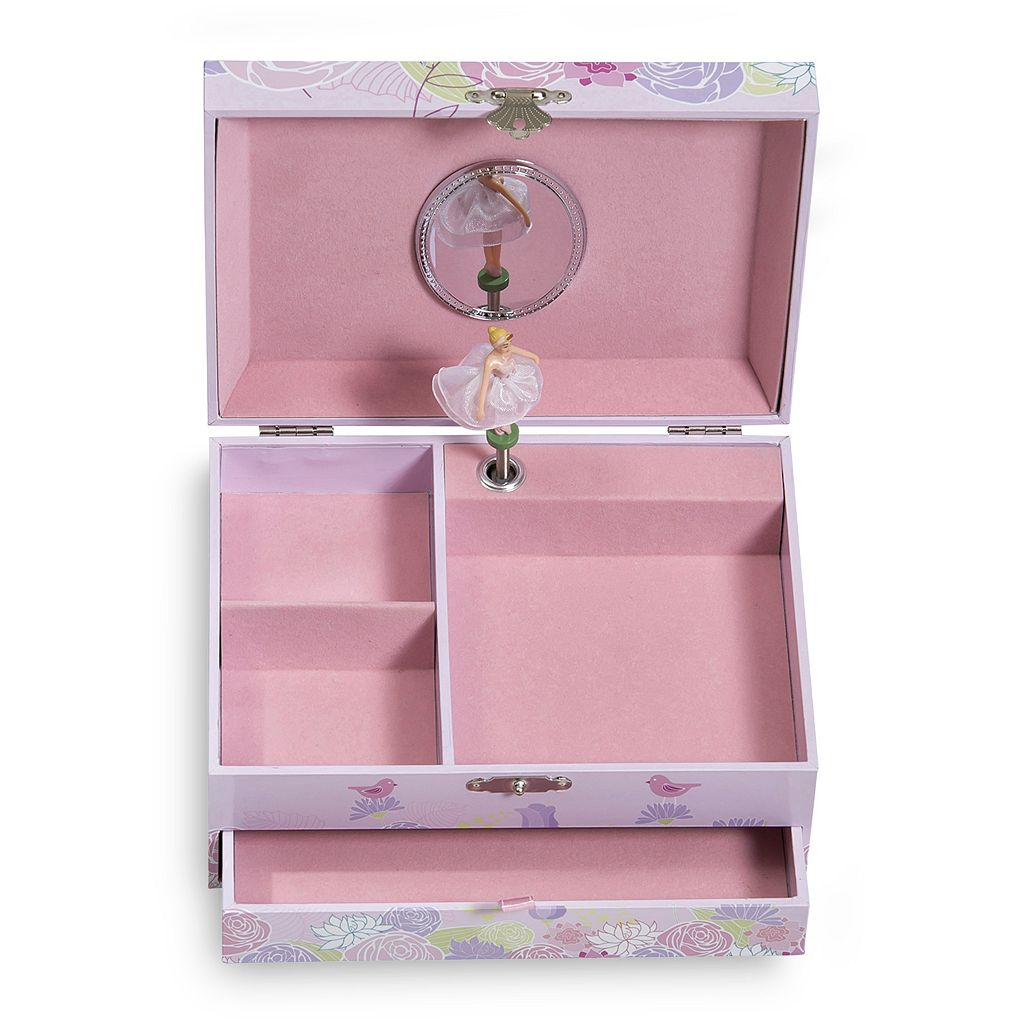 Mele Designs Cami Musical Ballerina Jewelry Box