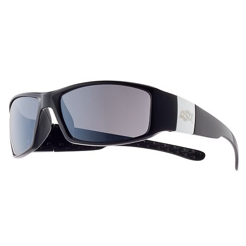 Adult Oklahoma State Cowboys Chrome Wrap Sunglasses
