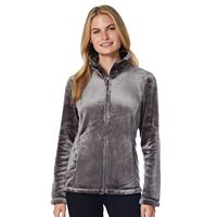 Women's Heat Keep Luxe Fleece Jacket
