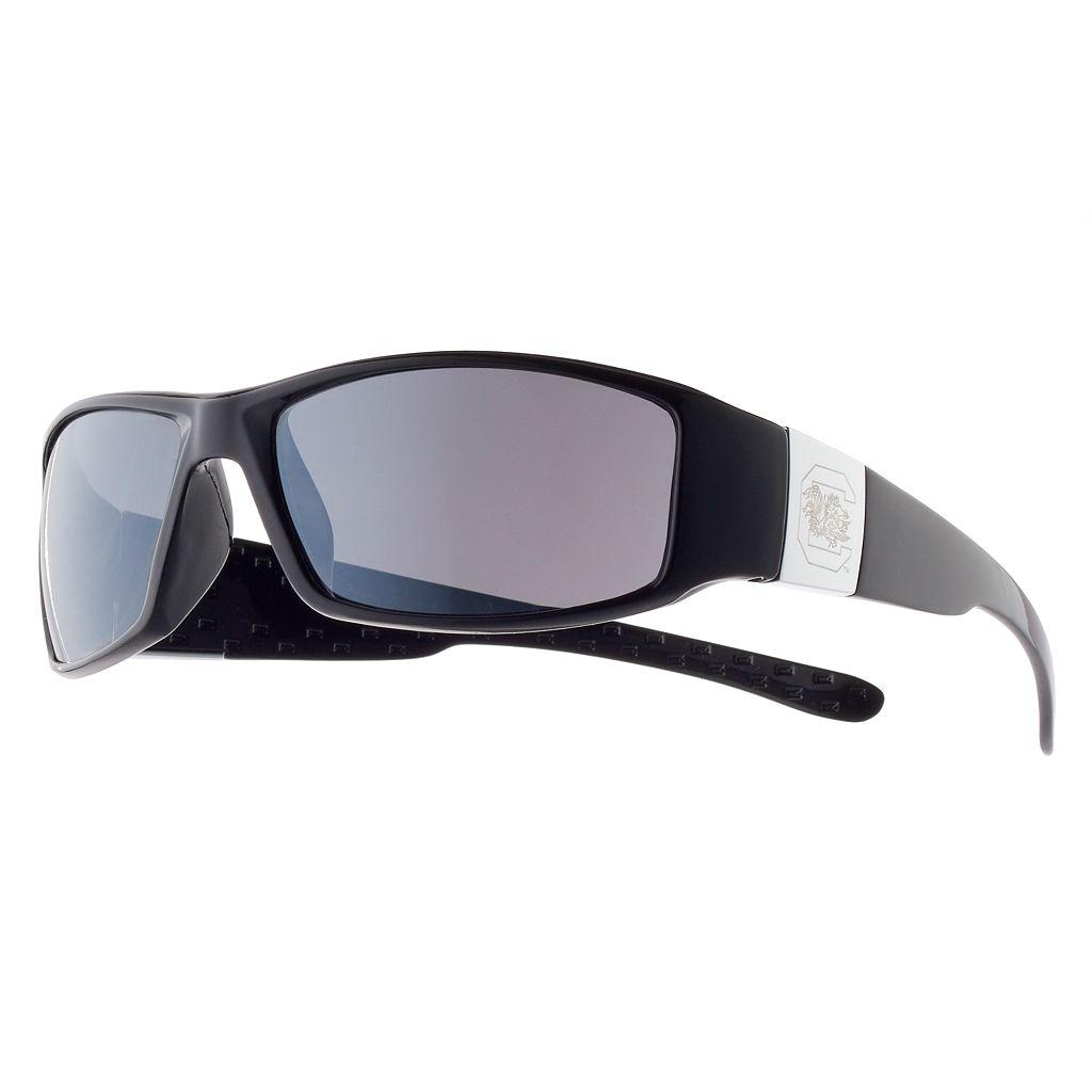 Adult South Carolina Gamecocks Chrome Wrap Sunglasses