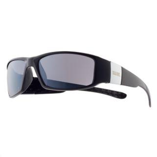 Adult Syracuse Orange Chrome Wrap Sunglasses