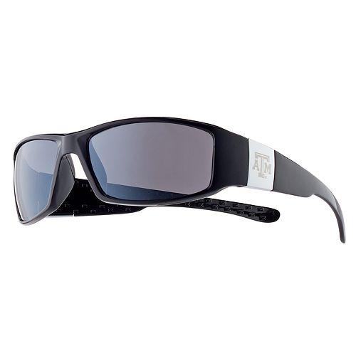 Adult Texas A&M Aggies Chrome Wrap Sunglasses