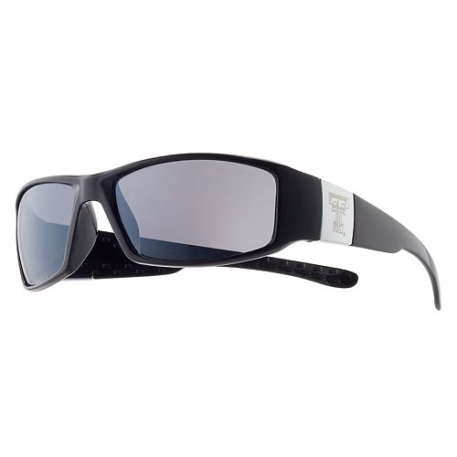 Adult Texas Tech Red Raiders Chrome Wrap Sunglasses